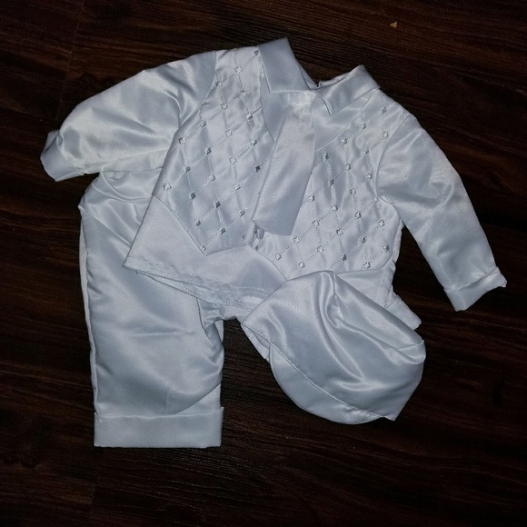 jcpenney Matching Sets | Baby Boy Baptism Suit | Poshmark